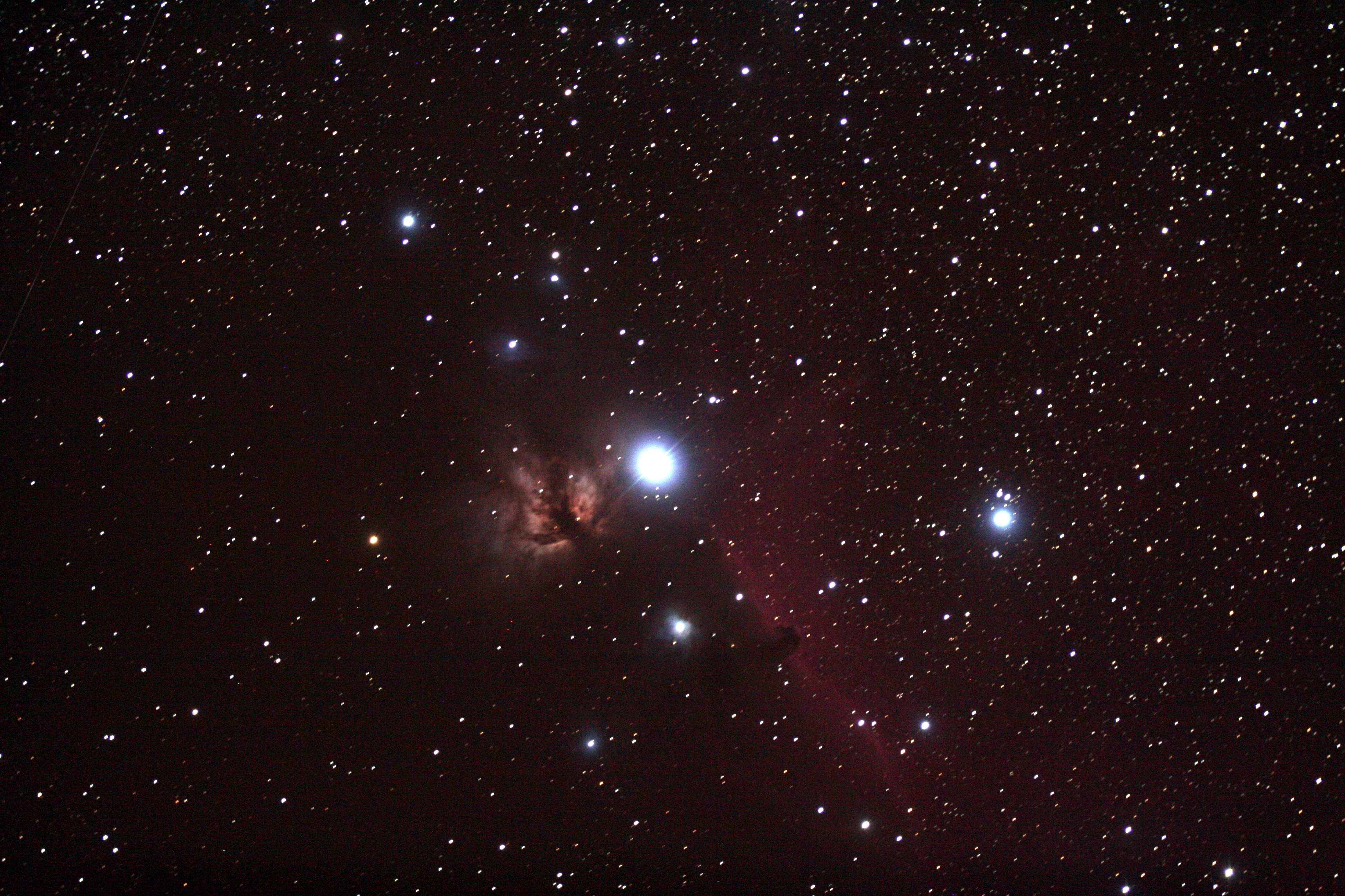 Где в подмосковье хорошо видны звезды